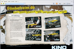 Raubkopierer Website